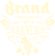 Proeflokaal De Blauwe Druif Logo